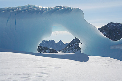 Hole in the ice, image by Nanu Travel